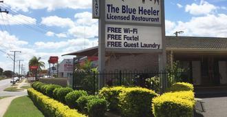 Best Western Cattle City Motor Inn - רוקהאמפטון