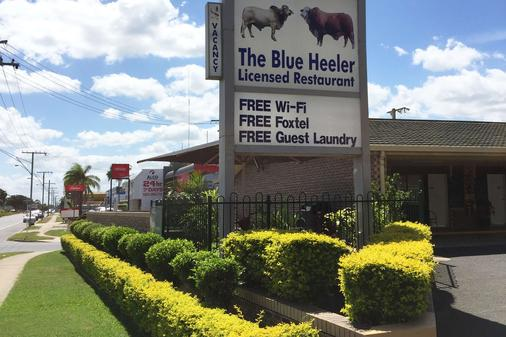 Best Western Cattle City Motor Inn - Rockhampton - Gebäude