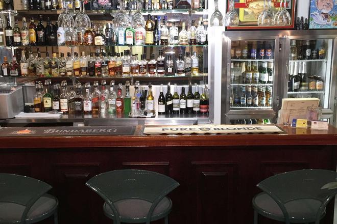 Best Western Cattle City Motor Inn - Rockhampton - Bar