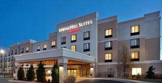 SpringHill Suites by Marriott Wichita East at Plazzio - Wichita