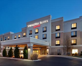 SpringHill Suites by Marriott Wichita East at Plazzio - Wichita - Bina