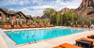 SpringHill Suites by Marriott Springdale Zion National Park - Springdale - Pool
