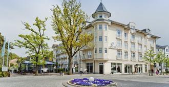 Aquamarin Hotel & Spa - Kühlungsborn - Gebäude