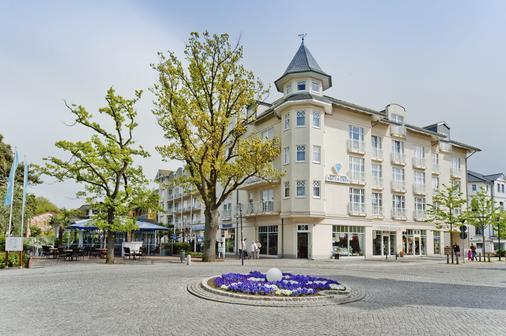 Hotel Aquamarin - Kuehlungsborn - Κτίριο