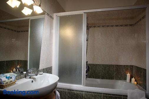 卡沃爾酒店 - 拉帕洛 - 拉帕洛 - 浴室