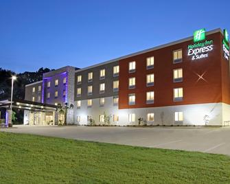 Holiday Inn Express & Suites Columbus North - Columbus - Gebouw