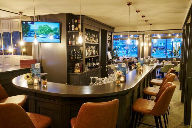 阿姆拉斯皇宮大酒店 - 馬斯垂克 - 馬斯特里赫特 - 酒吧