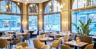 Amrâth Grand Hotel de l'Empereur - מאסטריכט - מסעדה