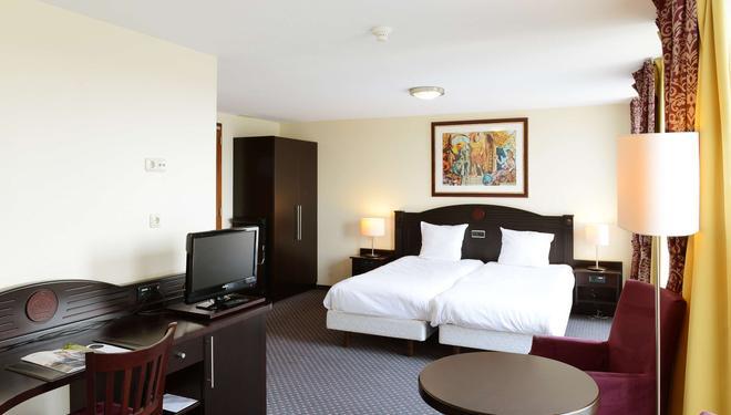 阿姆拉斯皇宮大酒店 - 馬斯垂克 - 馬斯特里赫特 - 臥室