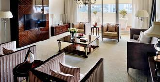 Marriott Executive Apartments Addis Ababa - Addis Abeba - Sala de estar