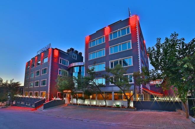 Sanli Suite Hotel - Istanbul - Rakennus