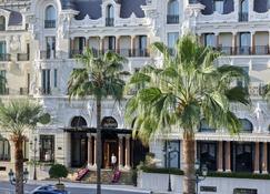 Hotel De Paris Monte-Carlo - Monaco - Gebäude