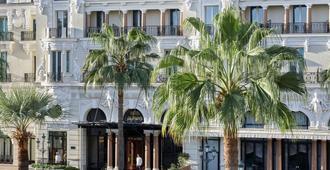 Hotel De Paris Monte-Carlo - Monaco - Building
