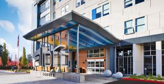 Aloft Seattle Sea-Tac Airport - SeaTac - Building