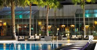 Doha Marriott Hotel - Doha - Pool