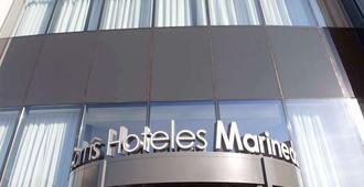 Hotel Carrís Marineda - La Coruña - Κτίριο