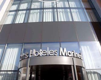 Hotel Carrís Marineda - A Coruña - Edificio