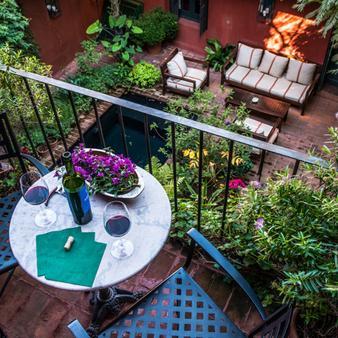 Be Jardin Escondido by Coppola - Buenos Aires - Balcony