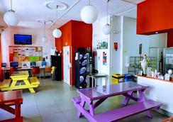 Red Nest Hostel - Valencia - Lounge