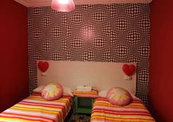 Red Nest Hostel - Valencia - Bedroom