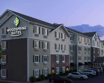Woodspring Suites Kansas City Liberty - Liberty - Budova