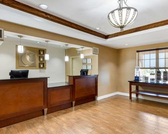 Comfort Inn and Suites Cordele - Cordele - Recepce