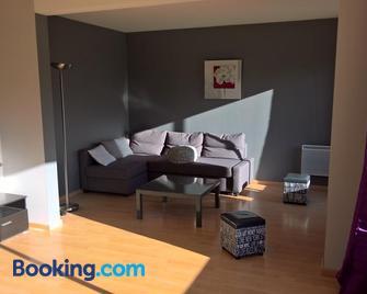 Baie de Somme Abbeville Appart - Abbeville - Living room