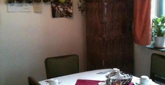 Vila 11 - Bucharest - Dining room