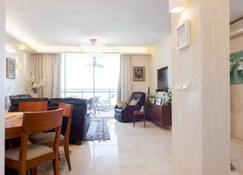 Modern Apartment With Sea View - Ashdod - Dining room