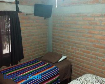 Posada Don Jose - El Fuerte - Bedroom