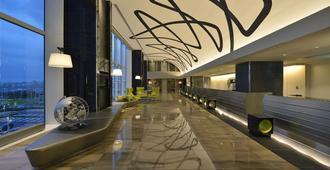 The Royal Park Hotel Tokyo Haneda - טוקיו - לובי