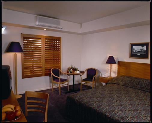 Kingsford Smith Motel - Brisbane - Bedroom