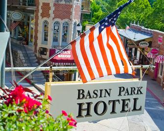 Basin Park Hotel and Spa - Eureka Springs - Gebäude