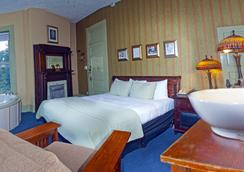 Basin Park Hotel and Spa - Eureka Springs - Makuuhuone