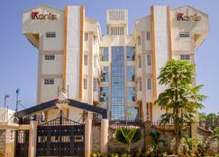 Ikonia Resort and Hotel - Kisumu - Bygning