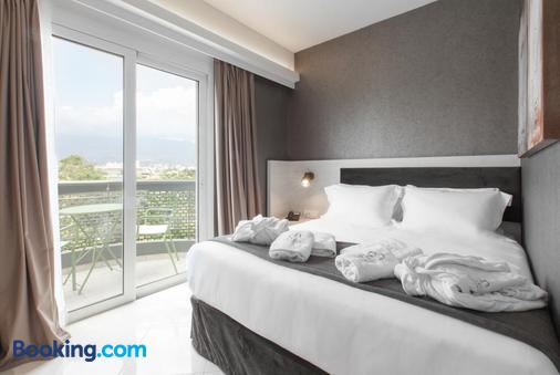 Garden City Resort - Kalamata - Bedroom