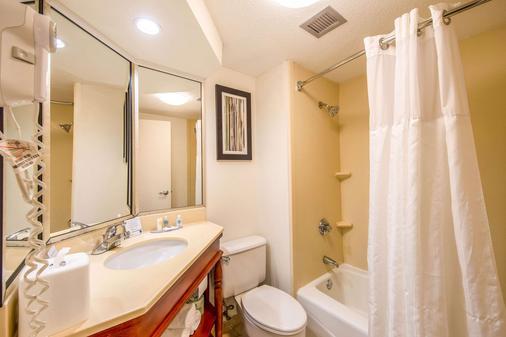 Comfort Inn Greenville - Haywood Mall - Greenville - Bathroom