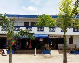 Hotel Mar Azul - Santiago de Tolú - Gebouw