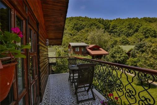 Tranquilla River Lodge - Adults Only - Şile - Μπαλκόνι