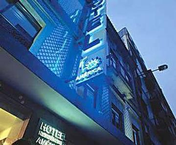 Hotel América - Πόρτο - Κτίριο
