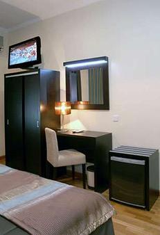 Hotel América - Πόρτο - Κρεβατοκάμαρα