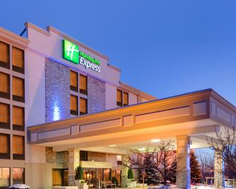 Holiday Inn Express Flint-Campus Area - Flint - Building