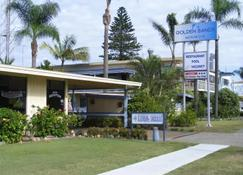 Golden Sands Motor Inn - Forster - Rakennus