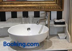 馬蒂爾德尚布爾酒店 - 昂熱 - 浴室
