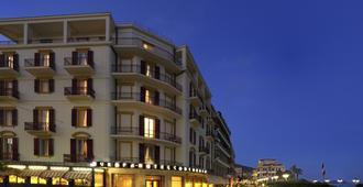 Hotel Europa E Concordia - Alassio - Toà nhà