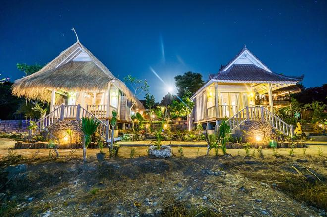 The Dafish Accommodation Bar & Cafe - Nusa Penida - Rakennus