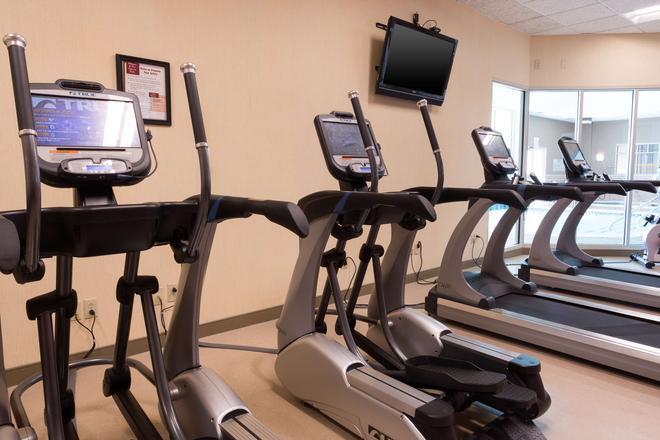 Drury Inn & Suites Montgomery - Montgomery - Fitnessbereich