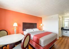 Motel 6 Norfolk-Oceanview - Norfolk - Schlafzimmer