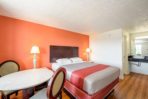 Motel 6 Norfolk-Oceanview - Norfolk - Bedroom