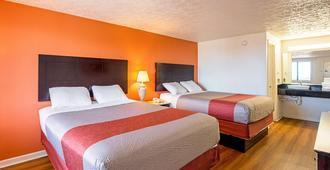 Motel 6 Norfolk-Oceanview - נורפולק - חדר שינה